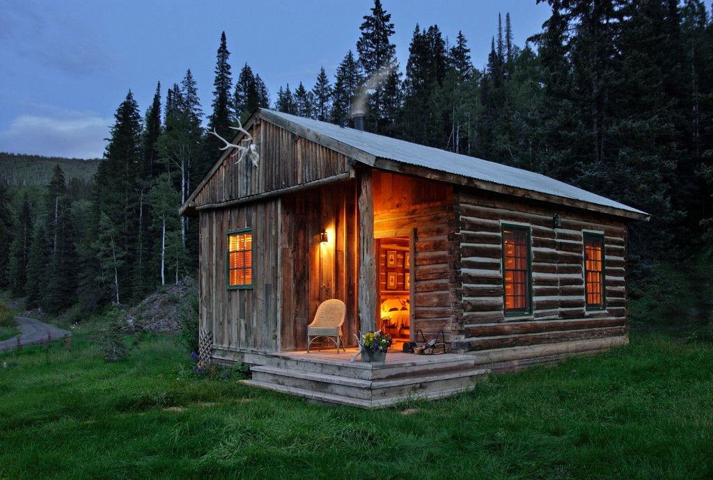 Lovely Old Cabins | Colorado Mountain Cabins || Telluride Colorado Vacation Resort