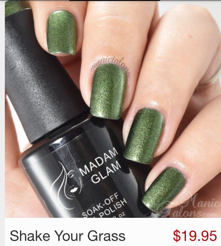 Madam Glam - Shake Your Grass #ShakeYourGrass