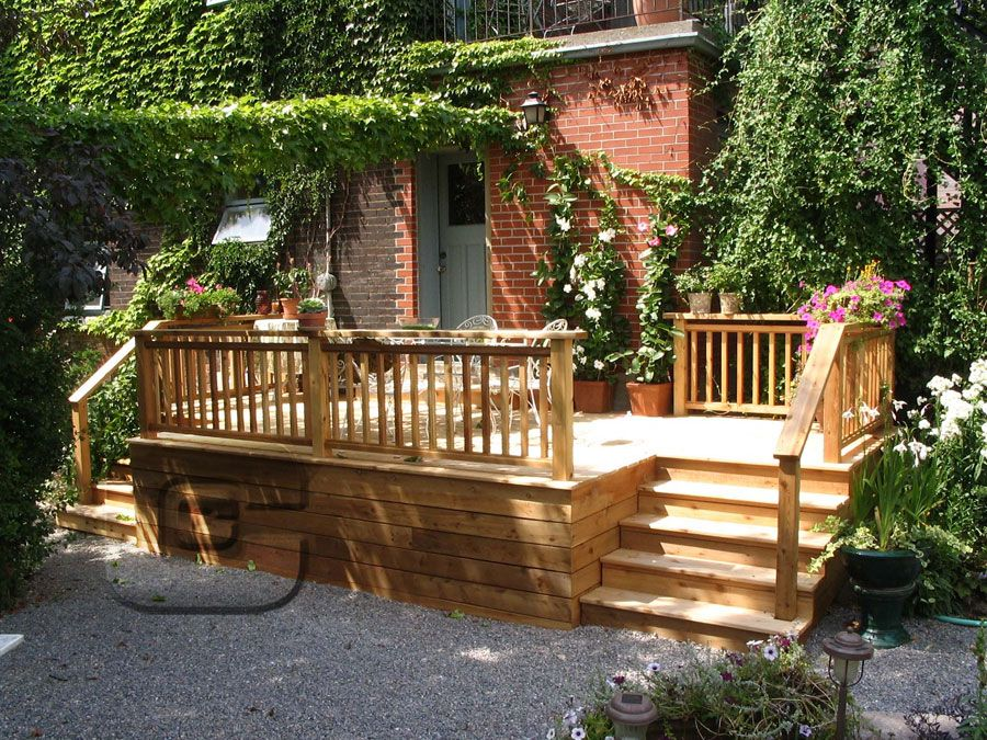 17 Best images about decks and stuff on Pinterest Patio Wood