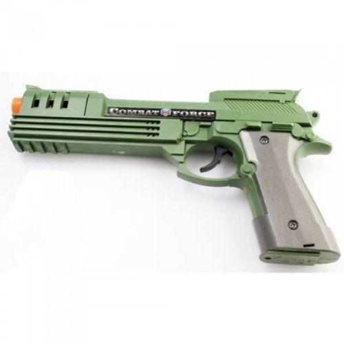 TOY LIGHTS/&SOUNDS GUN ARSENAL W RIFLE,PISTOL,MINI-PISTOL,GRENADE /& CUFFS
