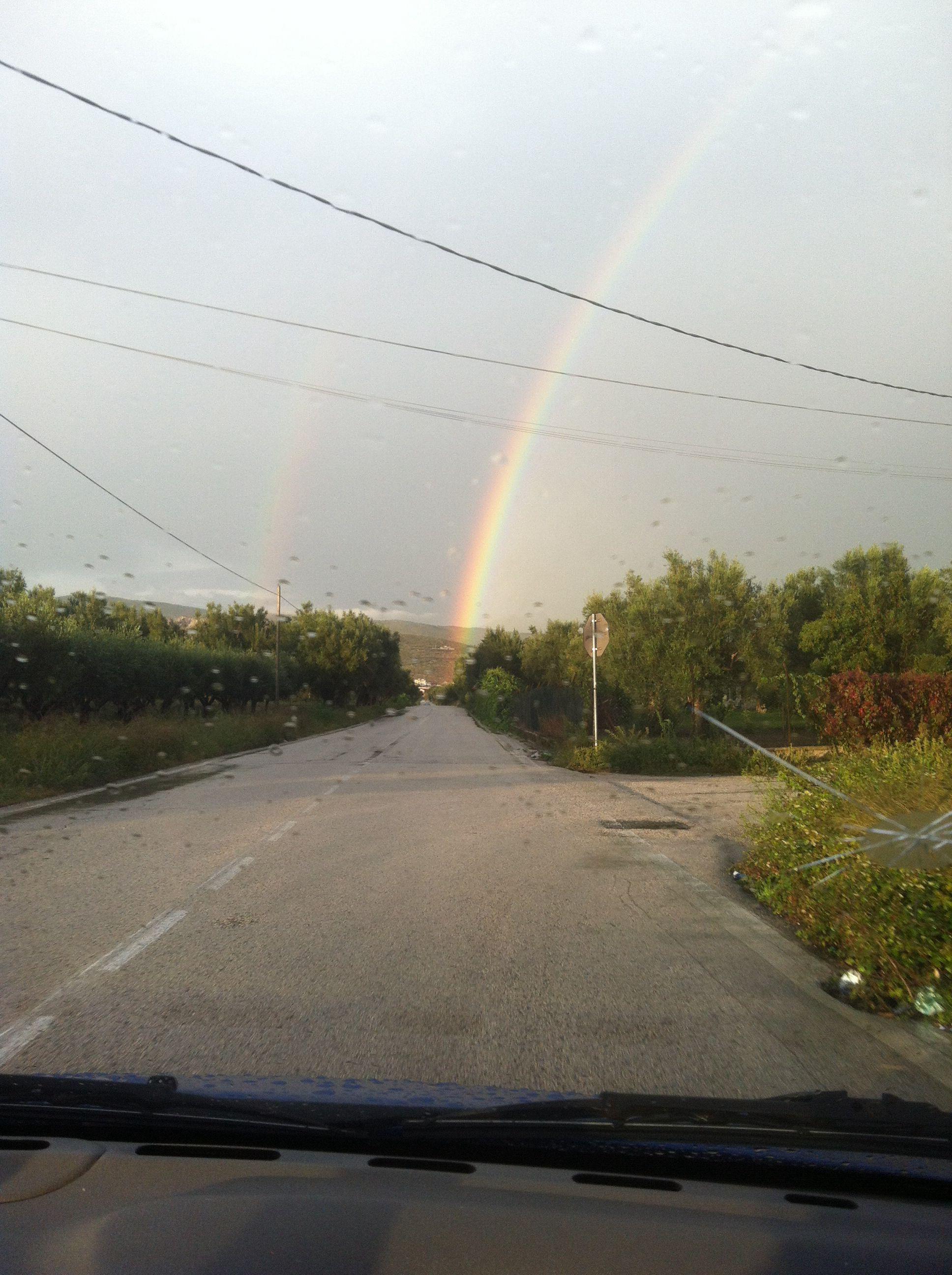 L'arcobaleno ❤️