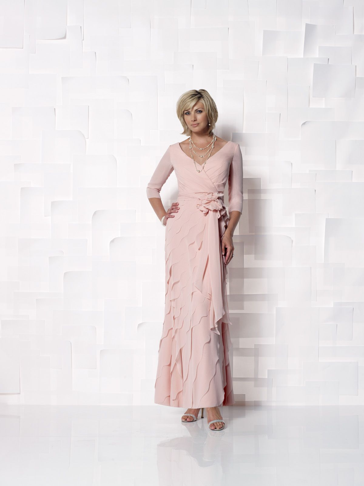 Wedding dresses for mother of the bride  Cameron Blake  Style No   Cameron Blake  Mothers of the