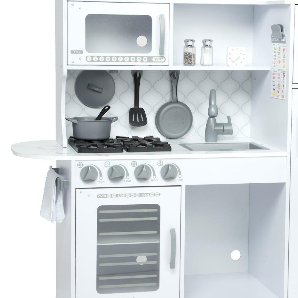 Melissa Doug Chef S Play Kitchen Kohls Play Kitchen Chefs
