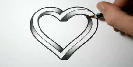 48 ideas drawing ideas easy heart shape for 2019 #drawing