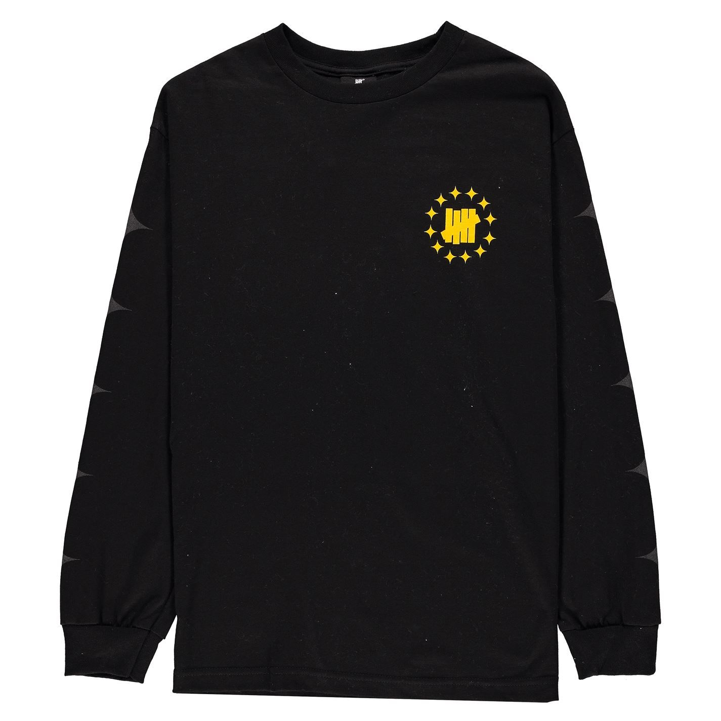 outlet store 2eb45 19ddb Undefeated x LA Galaxy Long Sleeve Cosmos Tee Black ...