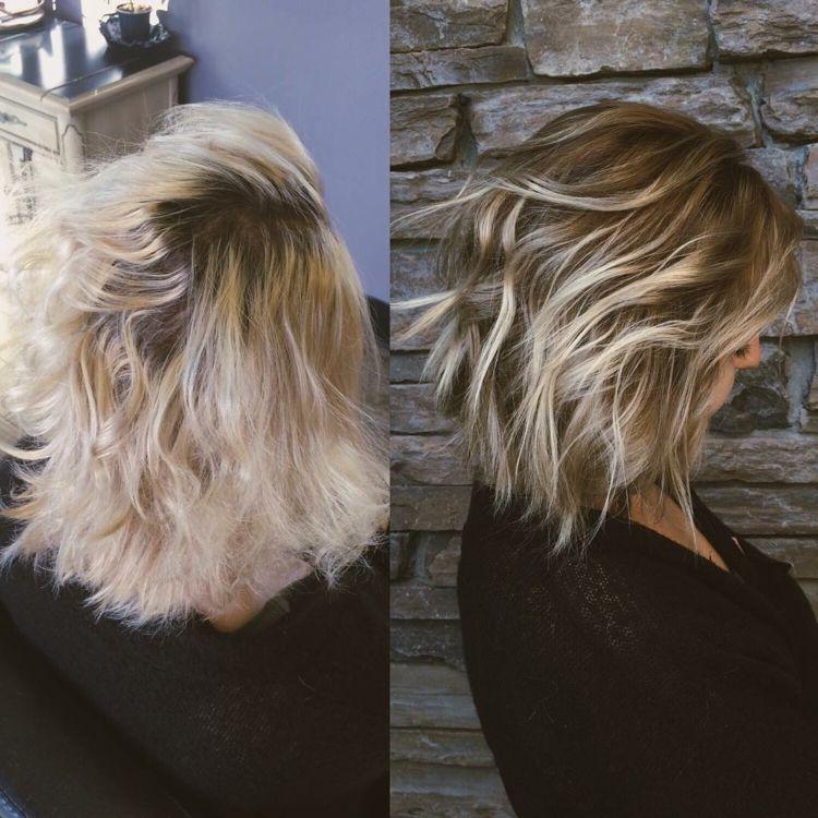 Balayage cheveux et ombré hair en 20 photos qui en disent
