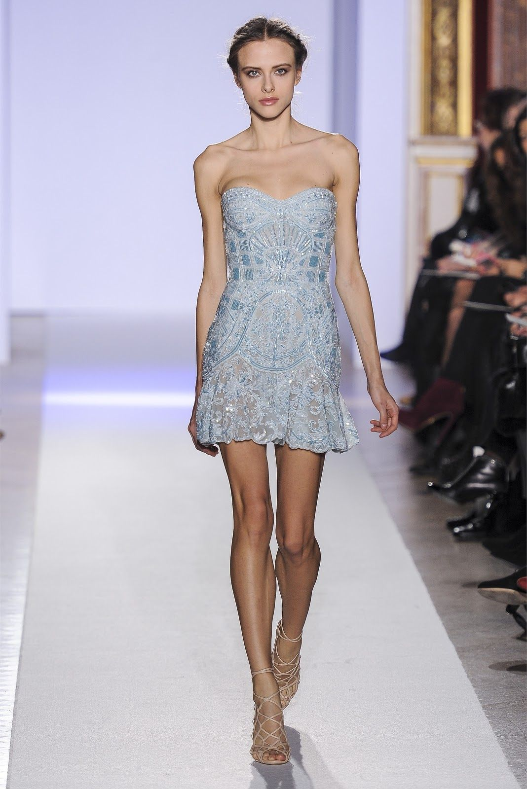 Zuhair murad haute couture springsummer collection zuhair