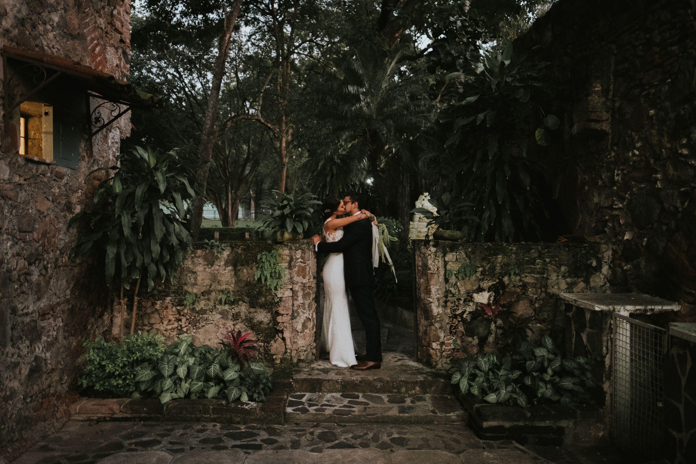 Hotel Hacienda Vista Hermosa Wedding In Tequesquitengo Mexico