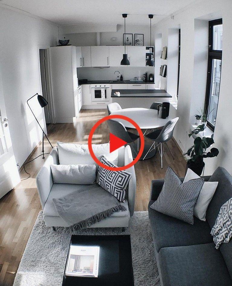 45++ Idee decoration appartement petit espace ideas in 2021
