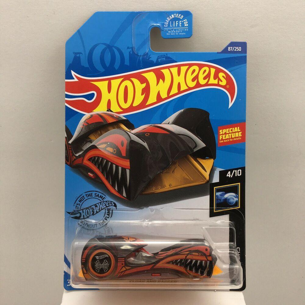 2020 Hot Wheels Cloak And Dagger XRaycers 4/10 87/250 Die