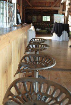 bar stools....Barn Photos - The Barn on Walnut Hill, North ...