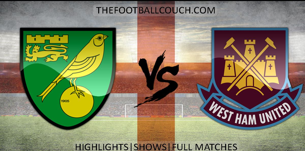 [Video] EPL  Norwich City vs West Ham United Highlights - http://ow.ly/Yi0Cf - #NorwichCity #WestHamUnited #premierleague #epl #soccerhighlights #footballhighlights #football #soccer #barclayspremierleague #thefootballcouch