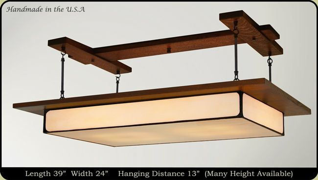 Prairie Lighting Fixture Traditional 908 Frank Lloyd