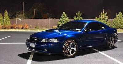 Ebay 2000 Ford Mustang 2000 Mustang Modded Project Car Gt Cobra