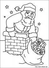 Dibujos de Navidad para colorear en Colorear.| Navidad