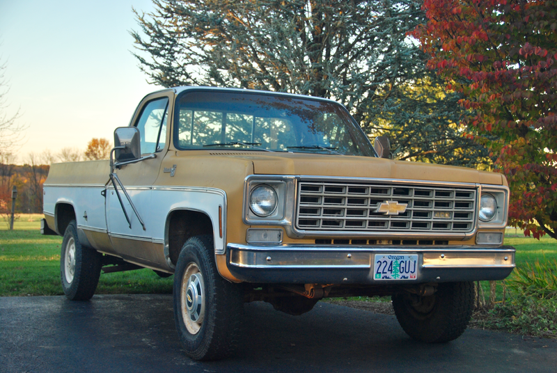 1976 Chevrolet K20 Chevrolet C K Wikipedia Gmc Trucks Chevy
