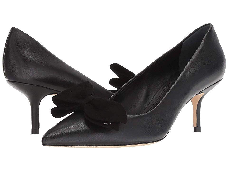 0f9e9baa5d8 Tory Burch Rosalind 65mm Pump (Perfect Black) Women's Shoes. Give ...