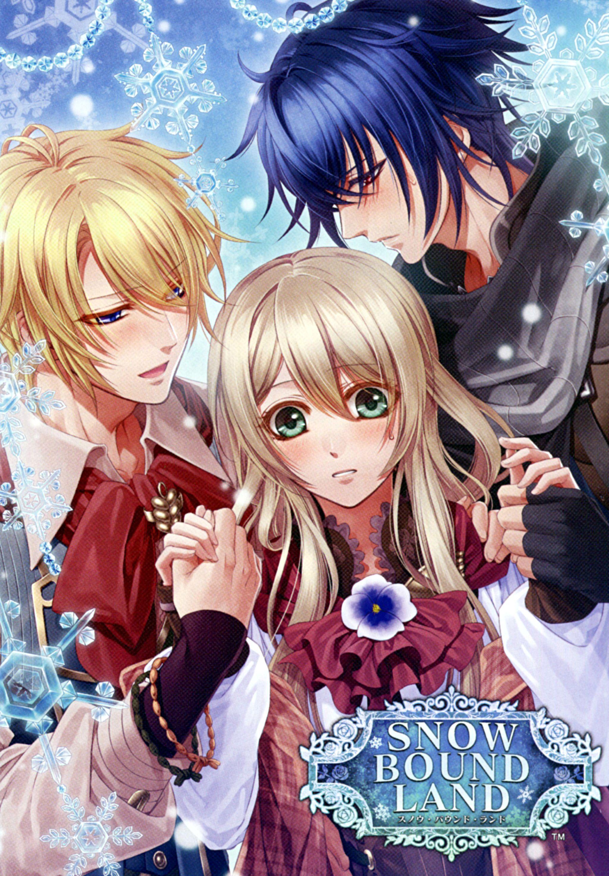 SNOW BOUND LAND/1643480 Zerochan Anime romance, Anime