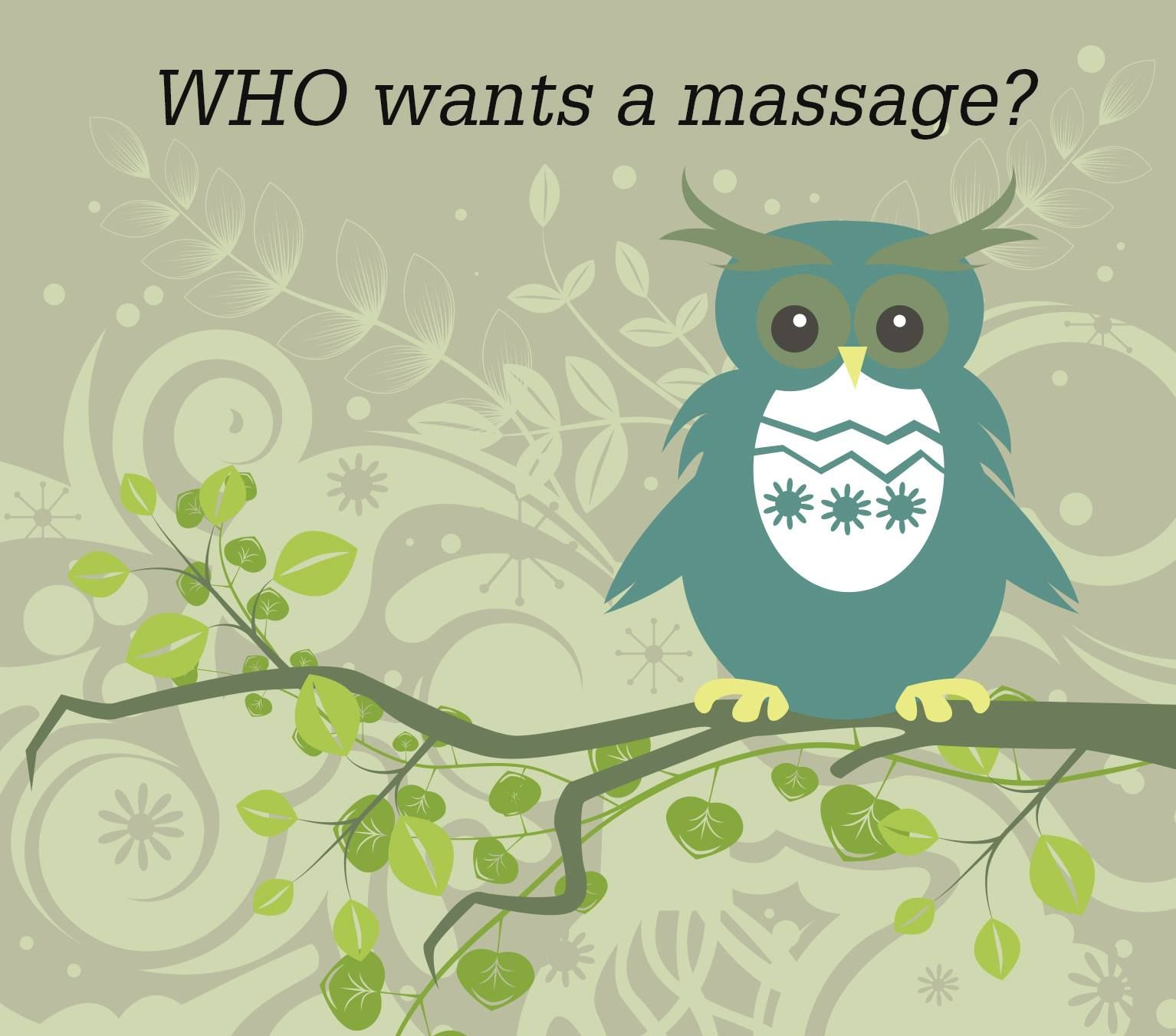 WHO wants a massage? Your Place Or Mine Massage Company, LLC 740-779 ...