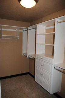 Tamarack Home - traditional - closet - other metro - by Cypress Homes, Inc.