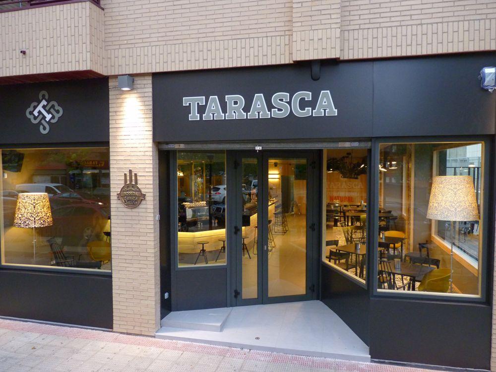 Cervecería Café Tarasca Logroño Larioja