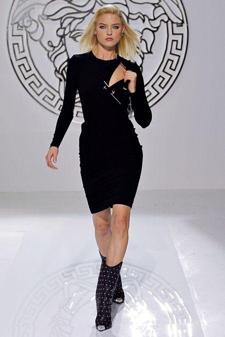Versace - Fall 2013