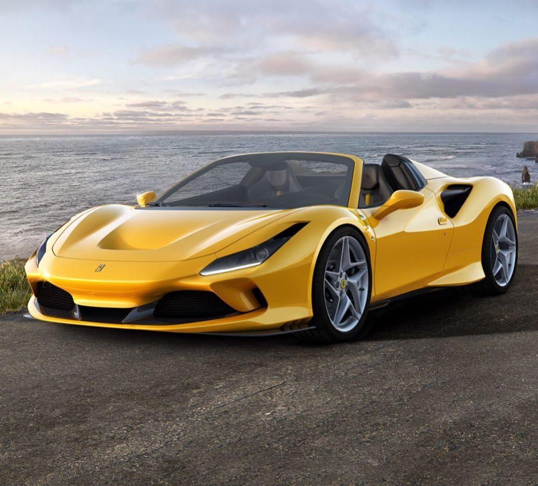 "Ferrari F8 Tributo Rear: Road & Track Magazine On Instagram: ""The Ferrari F8 Spider"