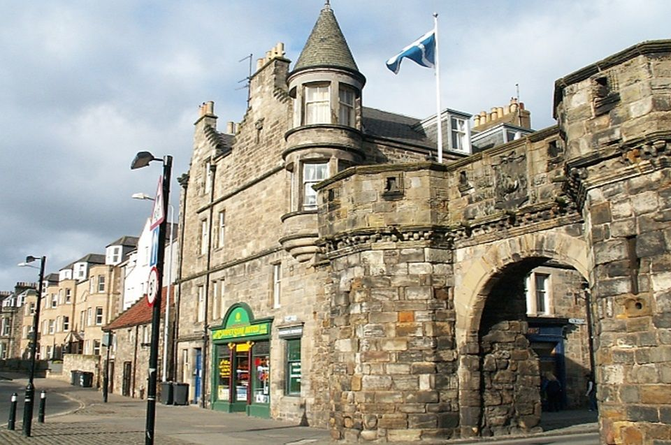 Dating i St Andrews Scotland