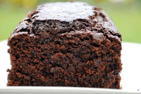 Photo of Courgette Cake Recipe – Chocolate in a double serving, namely DoubleChoc