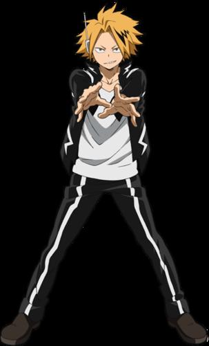 Denki Kaminari Christian Pinterest Hero My Hero Academia And