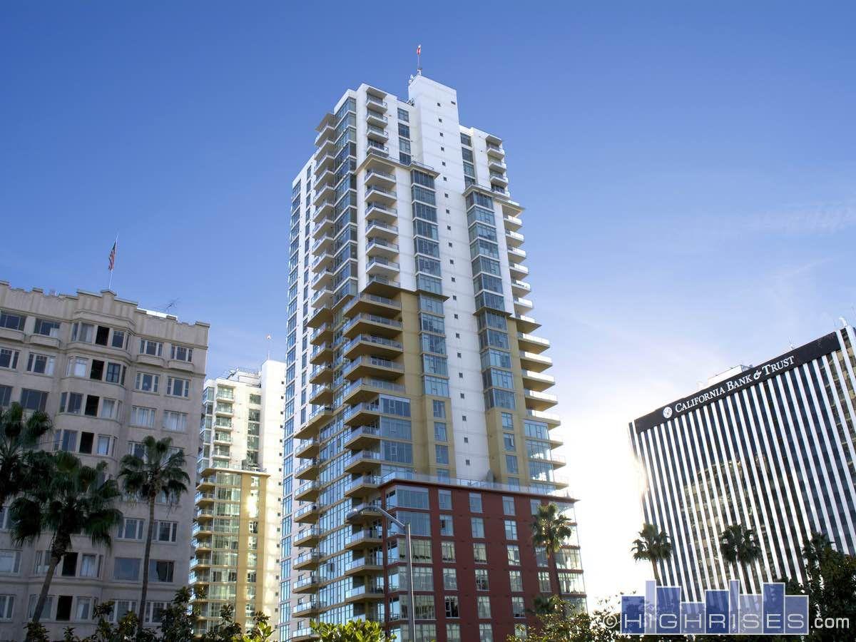West Ocean Towers Condos Of Long Beach 400 W Ocean Blvd 411 W