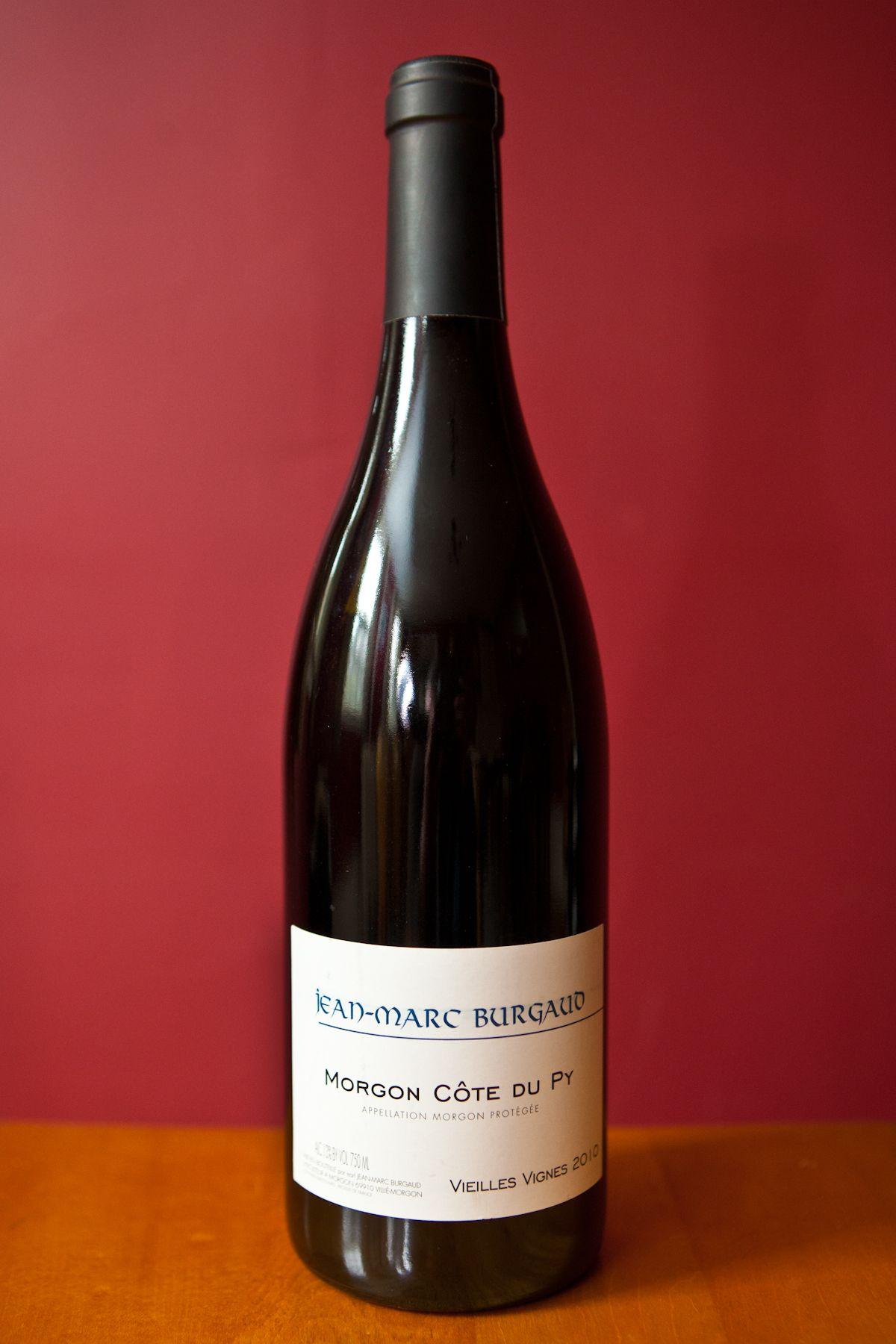 Morgon Cote Du Py Organic Wine Wine Bottle Wines