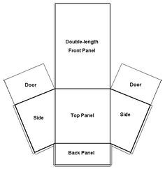 baker tent pattern - Google Search  sc 1 st  Pinterest & baker tent pattern - Google Search | camp gear | Pinterest | Tents ...