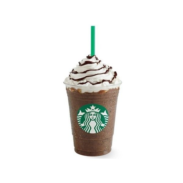 Starbucks Java Chip Frappuccino Liked On Polyvore