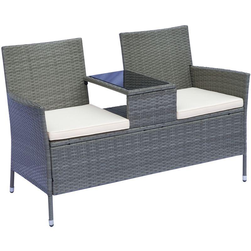 Salon De Jardin In 2020 Outdoor Furniture Sets Love Seat Furniture