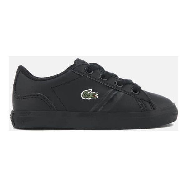 39df3bd3719092 Lacoste Toddlers  Lerond 218 2 Trainers (€40) ❤ liked on Polyvore featuring  shoes