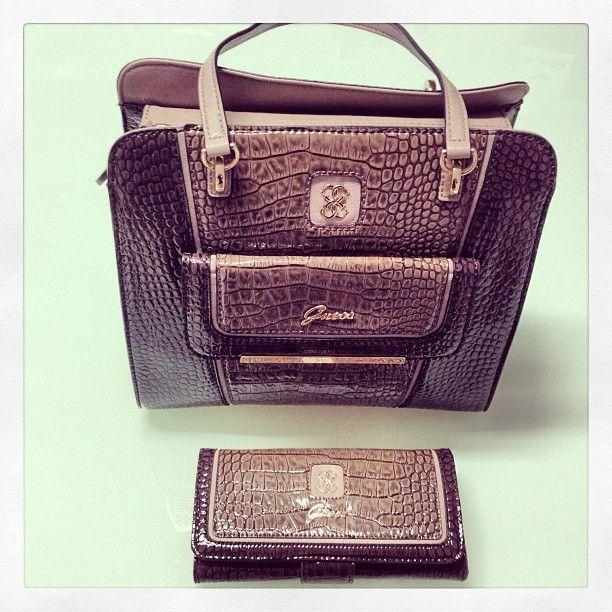 Love it!!!  #presents #bag #purse #guess #fashion #porto #portugal - @ritzdesousa- #webstagram
