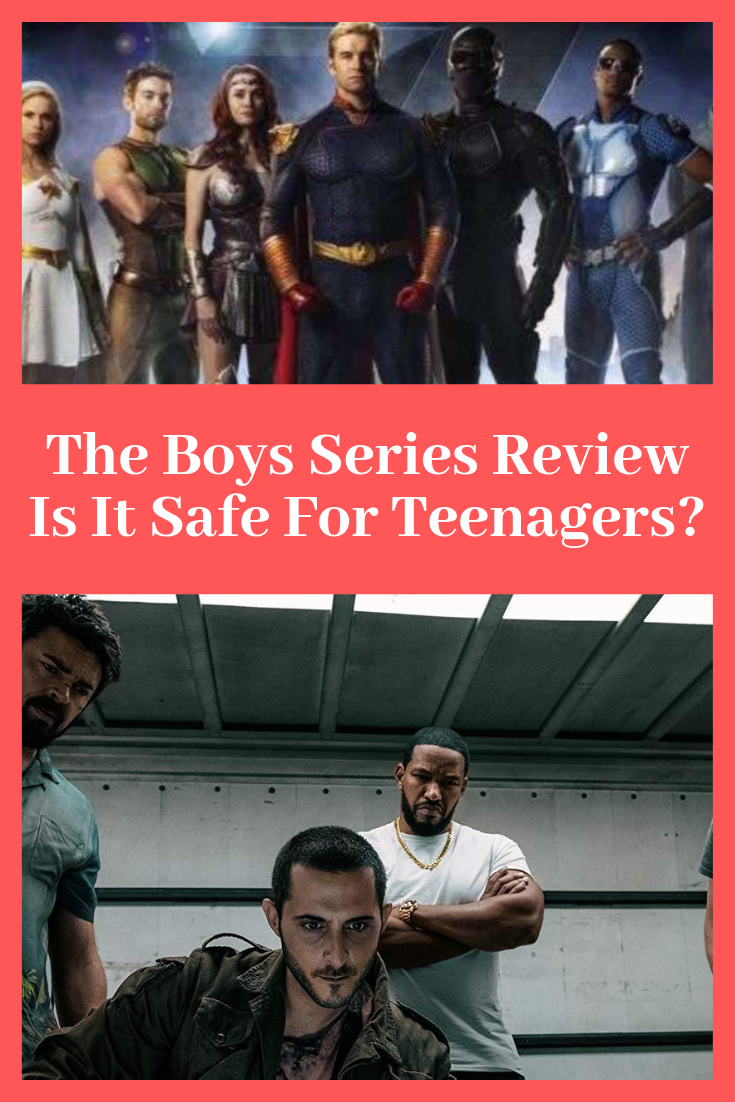'The Boys' Amazon Prime Review Safe For Teenagers