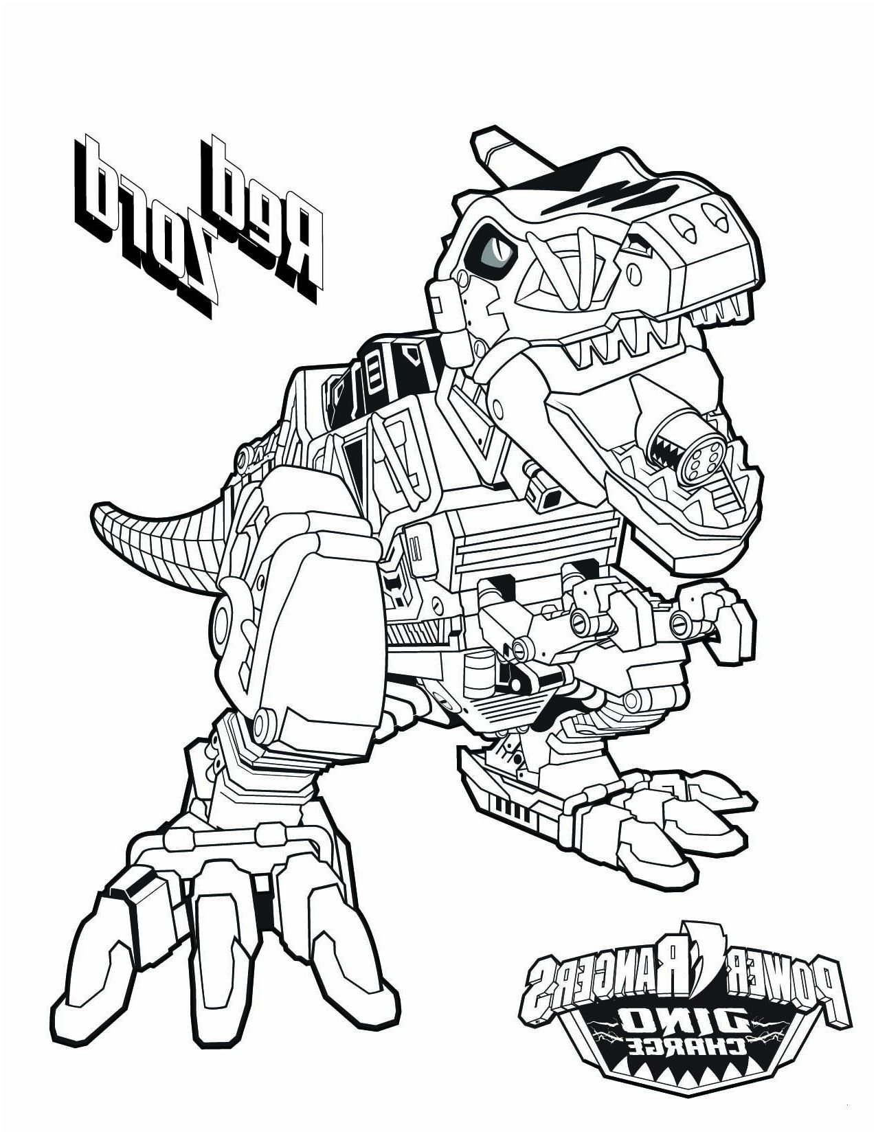 9 Adorable Coloriage Power Ranger Dino Super Charge Pics