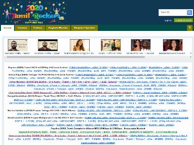 Tamilrockers Proxy List Of Tamilrockers Unblock Mirrors 2020 In 2020 Mirrors Online Torrent Uk Bay