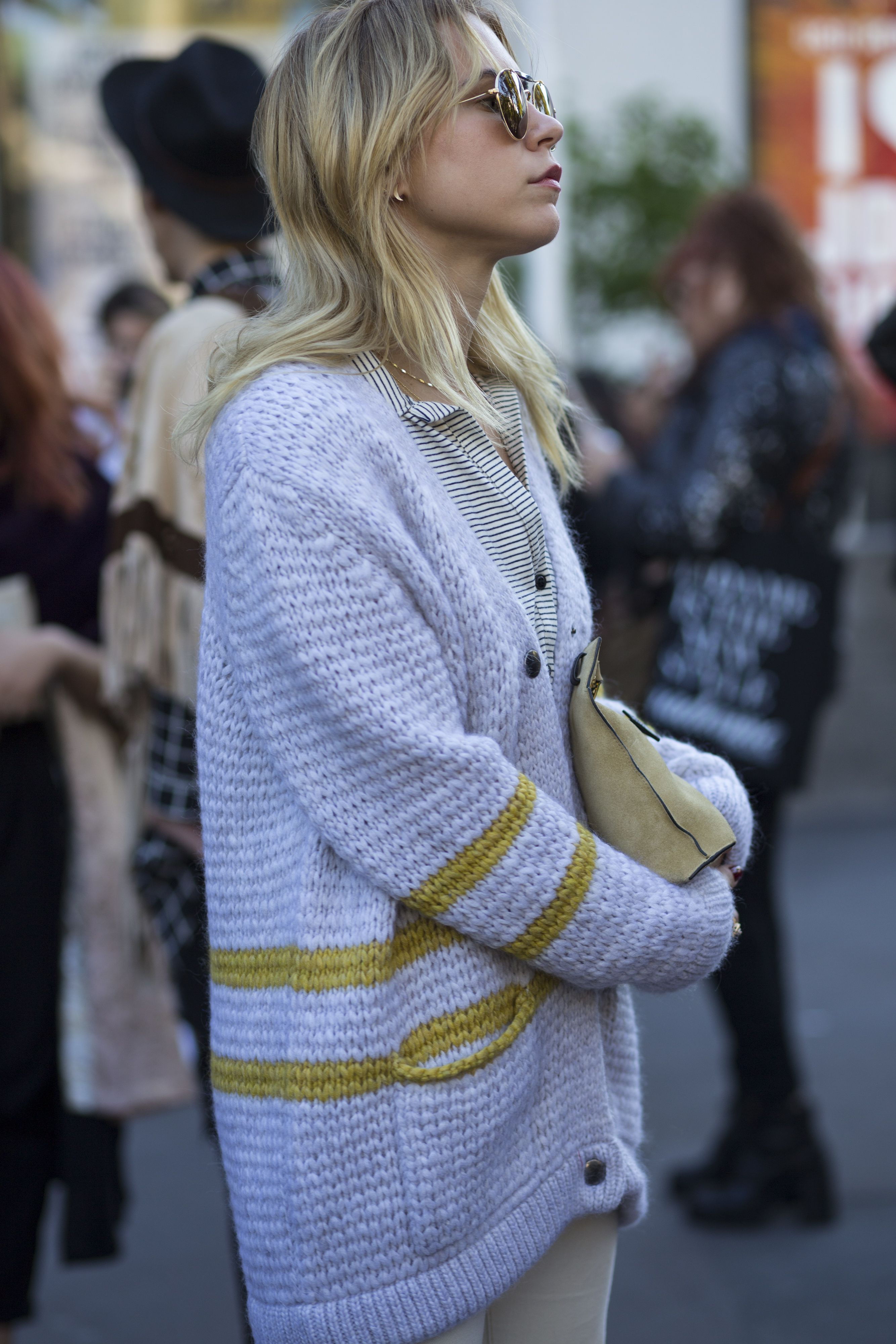 #SS16 #PFW Street Style - More on The Hub