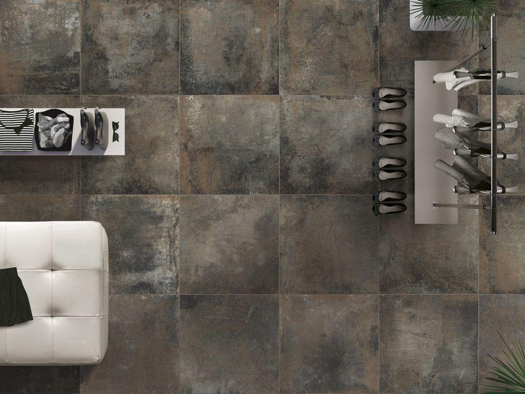 28 metal look tile ideas porcelain