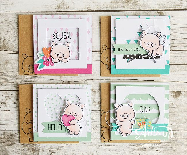 Stampin' Cards and Memories: Makkelijke Maandag #56, Oh Happy Day Card Kit