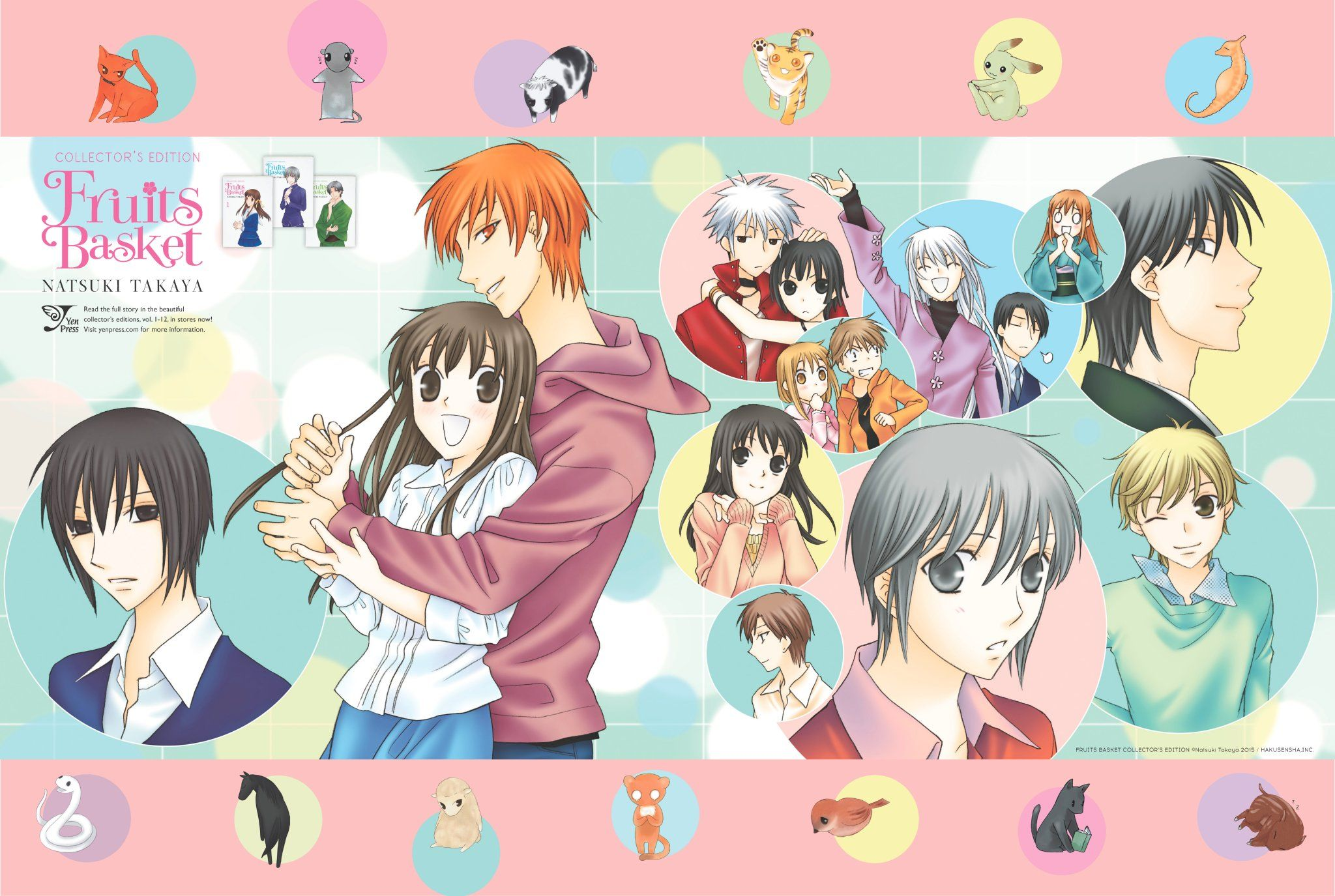 Fruits Basket image by Jenny Ragland Fruits basket manga
