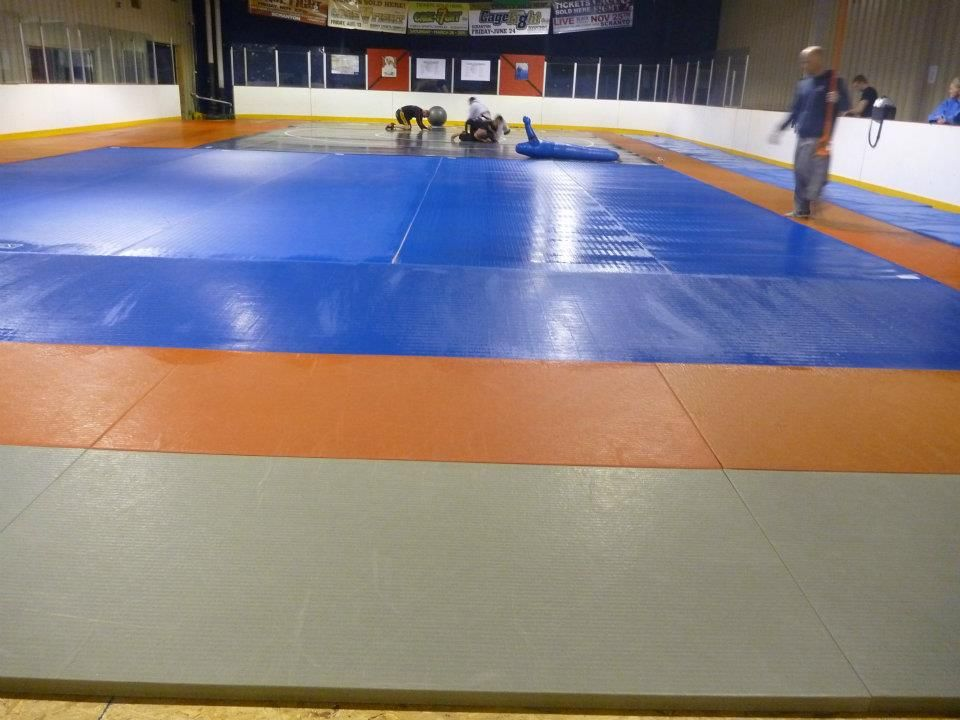 Scranton Mixed Martial Arts The Largest Facility In The Area - 4000 Sq Ft Of Mats On A Sprung / Floating Floor