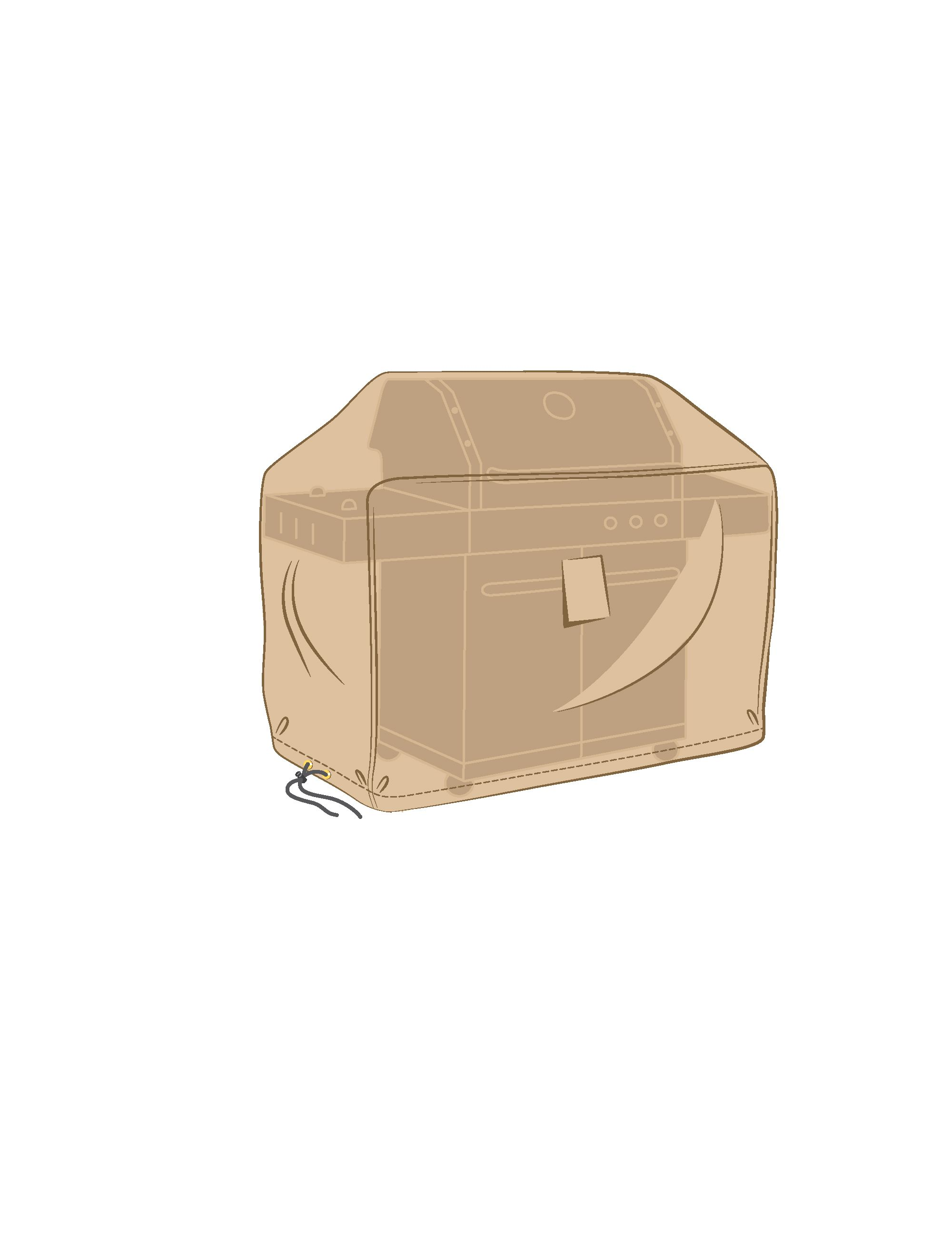 Deluxe Gas Grill Cover Products Pinterest