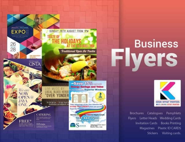 Flyers | Kovai Offset Printers-A SocialNetGate Board | Fliers ...