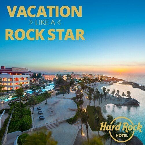 Now is the perfect time to book at trip at Hard Rock Resorts as they have the limitless resort credit special going on right now. You could double the normal resort credit and use it for excursions the spa and lots of other things.