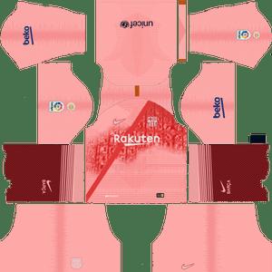 Pin Em Fc Barcelona Dream League Soccer Kit
