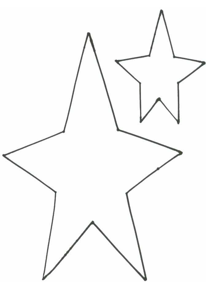 how to make applique stars